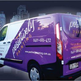 work van wrap